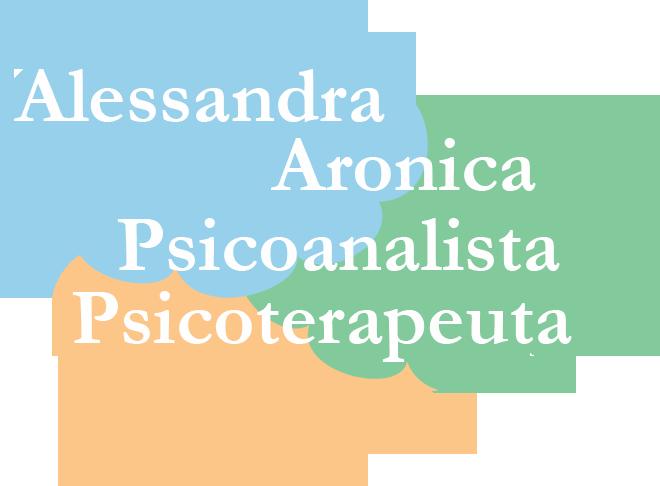 Alessandra Aronica, psicologa e psicoterapeuta a Roma